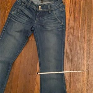 Bebe jeans size 24